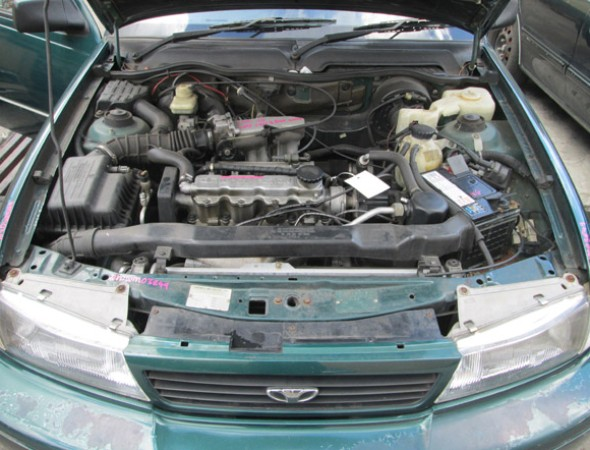 Salvaged Suzuki Sx Jengine