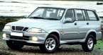 Daewoo Musso - 1998 - 2002 Model