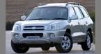 Hyundai Santa Fe 1 - 2000-2006 Model