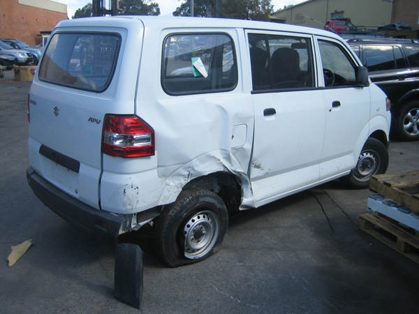 Suzuki Spare Parts Apv