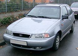 Daewoo Cielo Wrecker – Cielo Parts For Sale – 1995 – 1997 Model