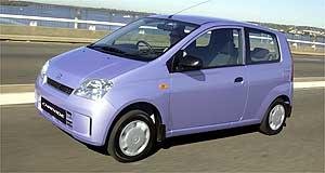 Daihatsu Charade Wrecker - Charade Parts For Sale - 2003 - 2005