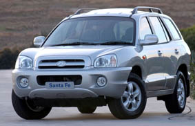 Hyundai Santa Fe Wreckers Santa Fe Parts For Sale 2000