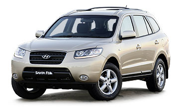 Hyundai Santa Fe 2006   2009 2.7i G6EA Petrol Fuel Injected, 3.3i G6DB  Petrol Fuel Injected, 2.2DT D4EB Diesel Turbo