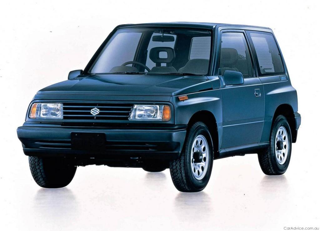 Suzuki Grand Vitara Wreckers