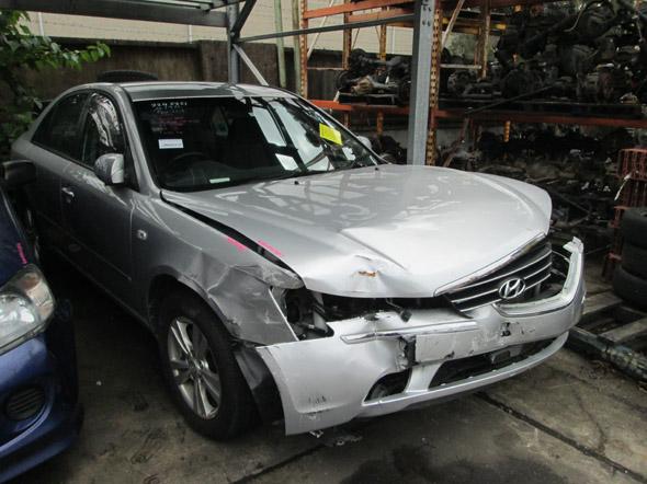 Hyundai Sonata Parts >> Hyundai Sonata Nf Late 2 4i Sa Silver Sonata Spare Parts New