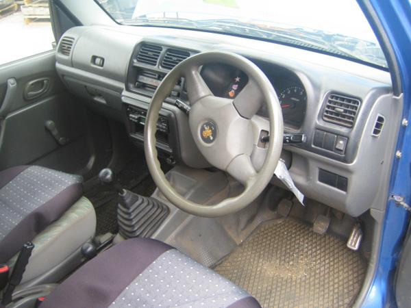 Suzuki Jimny Salvage
