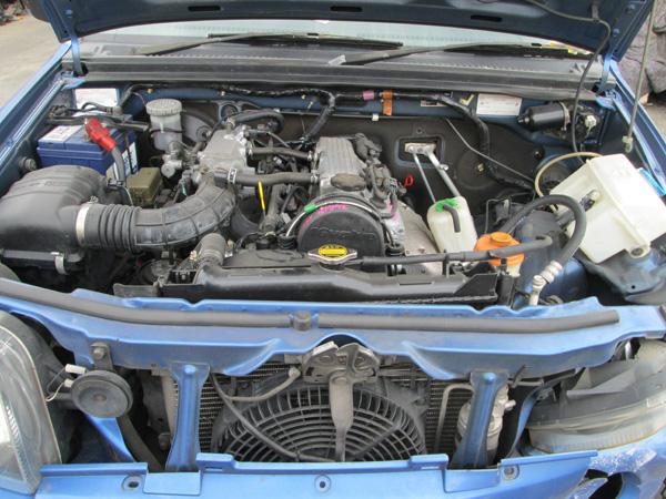 Suzuki Jimny Soft Top I A Blue Newm