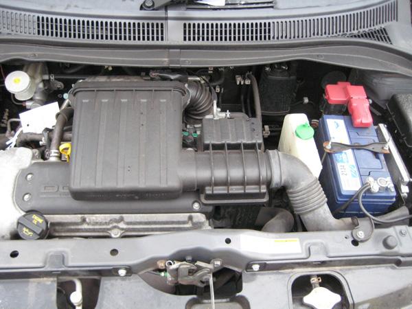 Suzuki Swift EZ 1 5i -M- Black Swift parts - New Model Wreckers