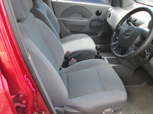Daewoo Kalos Sedan 1.5i -M- Red. Daewoo spare parts