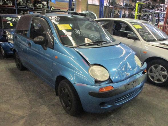 Daewoo Matiz I 0.8i -M- Blue. Daewoo spare parts