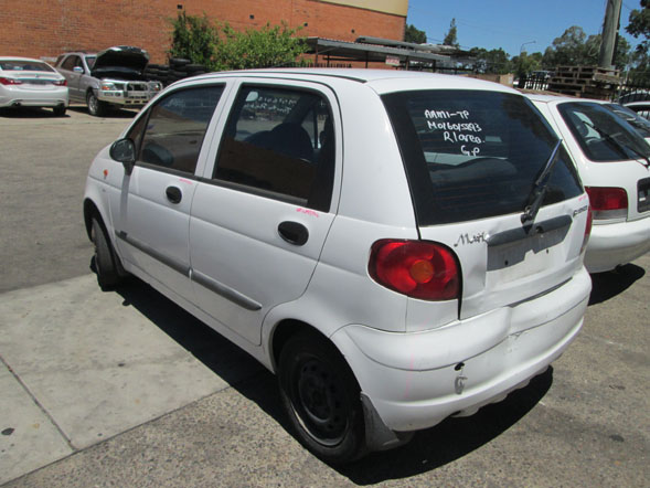 Daewoo Matiz II 0.8i -M- White. Daewoo parts