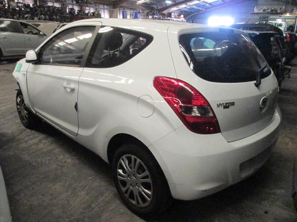 Hyundai i20 3DR HB 1 4i -A- White  Hyundai spare parts - New