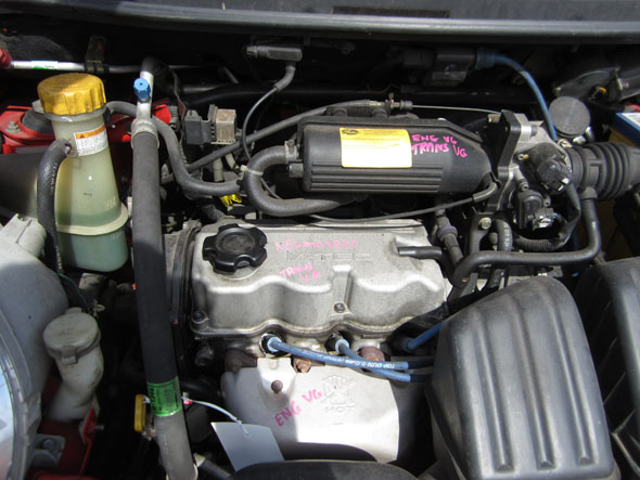 Daewoo Matiz II 0.8i -A- Red. Matiz spare parts