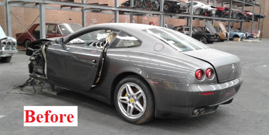 Ferrari 612 Scaglietti Parts