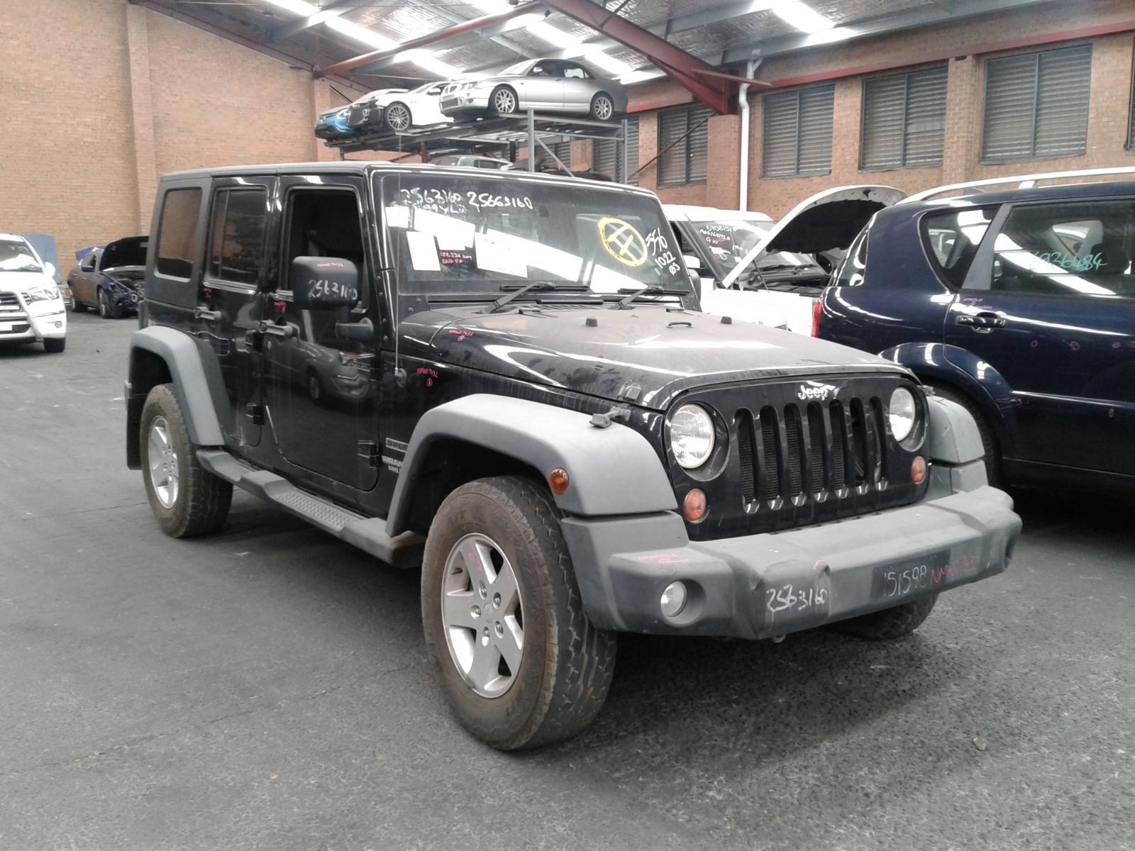jeep wrangler wrecker